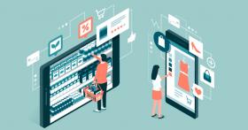 Snabbast tillväxt för e-dagligvaror