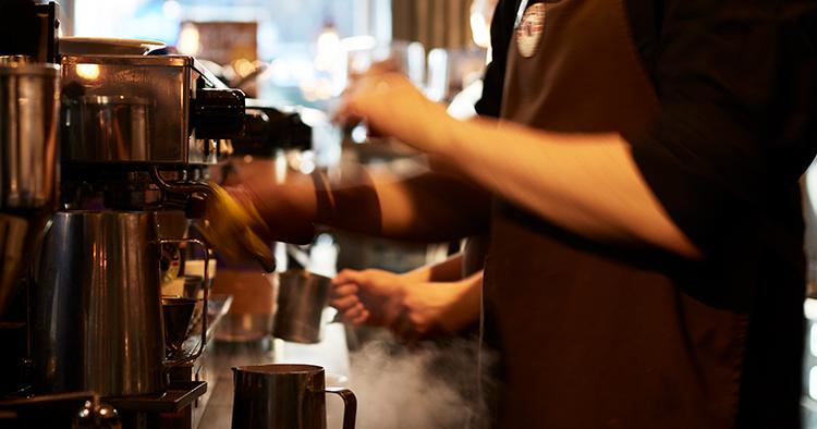 Espresso House ger sig ut på vägarna