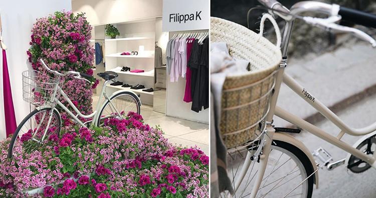 Limited cykel-edition hos Filippa K