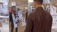 Se H&M:s röststyrda butiksspegel