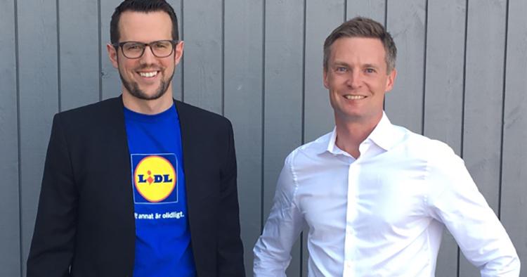 Ny landschef för Lidl Sverige