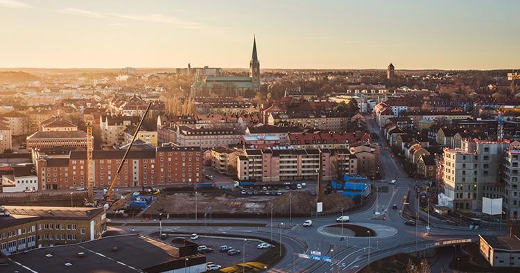 Linköping är Årets Stadskärna 2018
