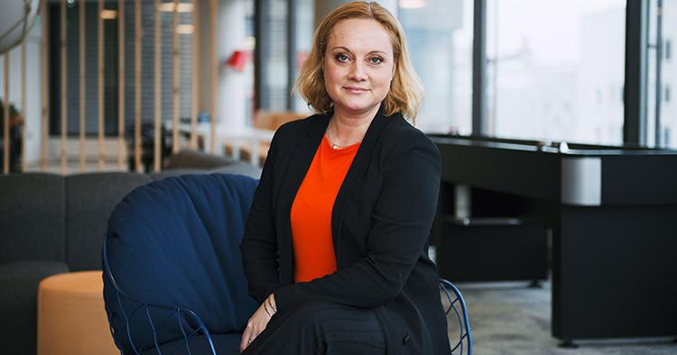 Susanne ny VD på NetOnNet
