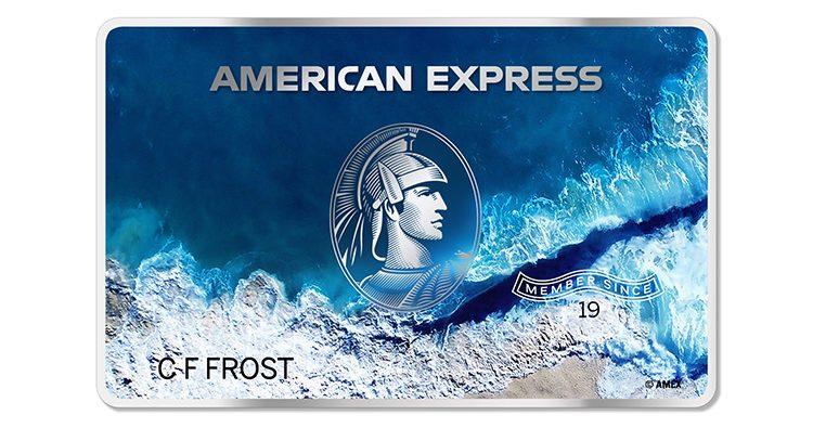 Kreditkort ska hålla haven blå