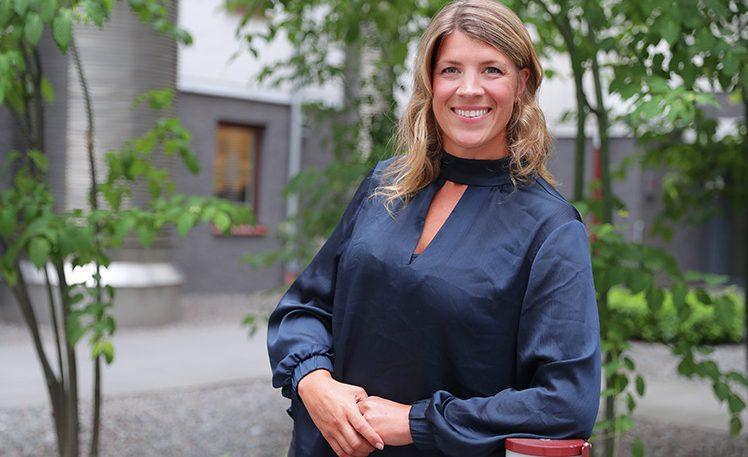 Sara är Apoteksgruppens nya HR-chef