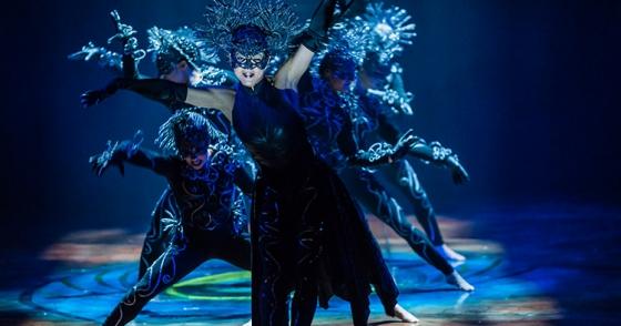 Cirque du Soleil satsar på köpcentrum