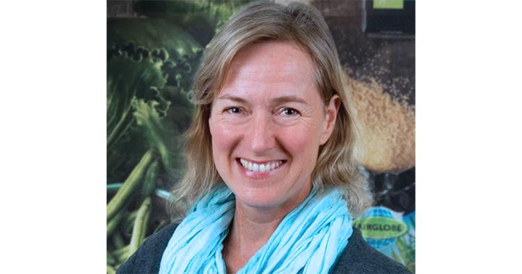 Katarina ny hållbarhetsexpert