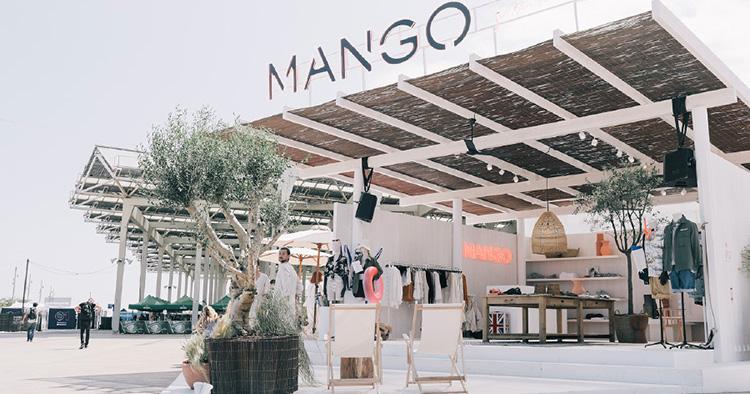 Vilken prima butik Mango!