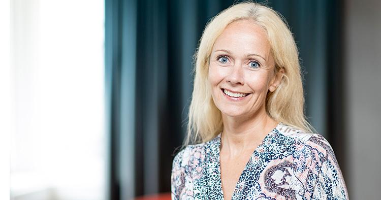 Sara ny regionchef på Jernhusen