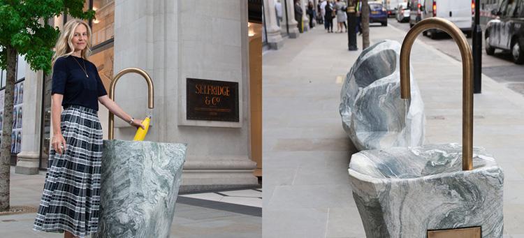 Instavänlig hållbarhet i marmor