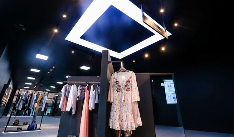 Modebutik med artificiell intelligens