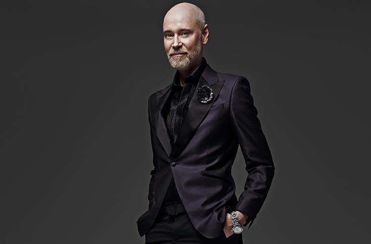 Premiär för Wallins couturekollektion