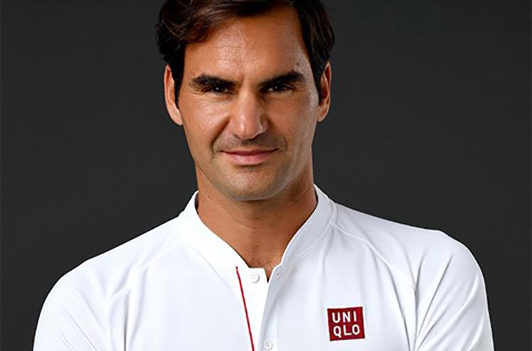 Federer blir Uniqlos ambassadör