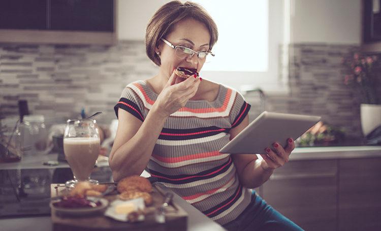Dagligvaror spås öka 25 procent online
