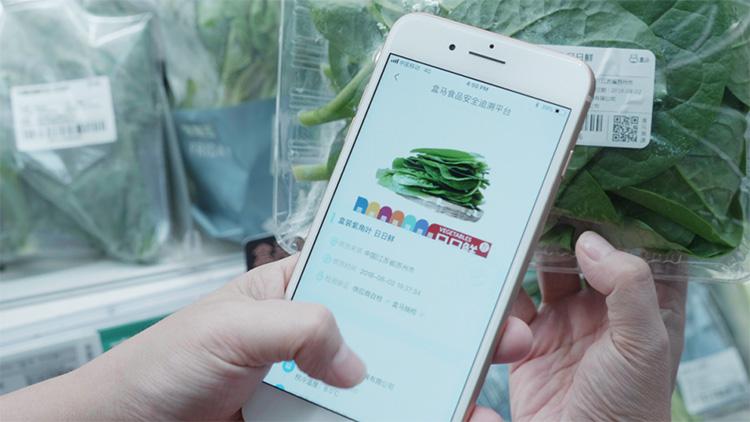 Spåra produkten med mobilen
