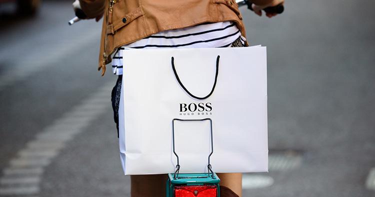 Här öppnar Hugo Boss ny butik