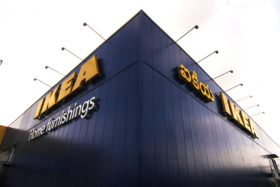 Premiär för Ikea i Indien