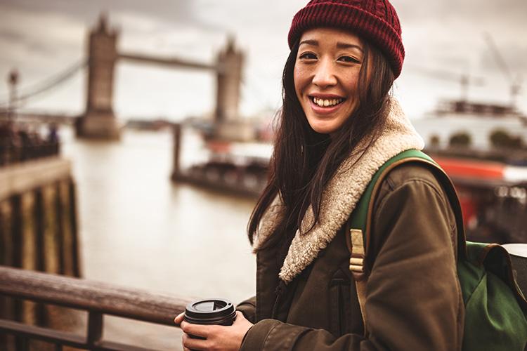 Nio fakta om turister från Kina