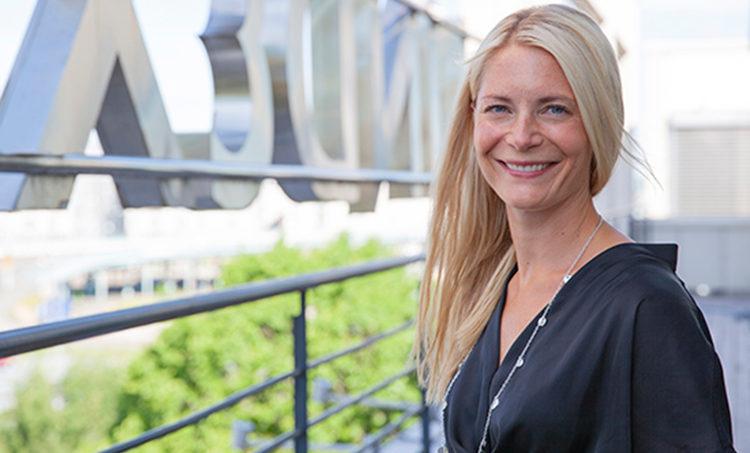 I dag tillträder Susanne som Lindex VD