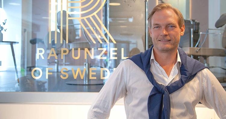 Tobias ny VD för Rapunzel of Sweden