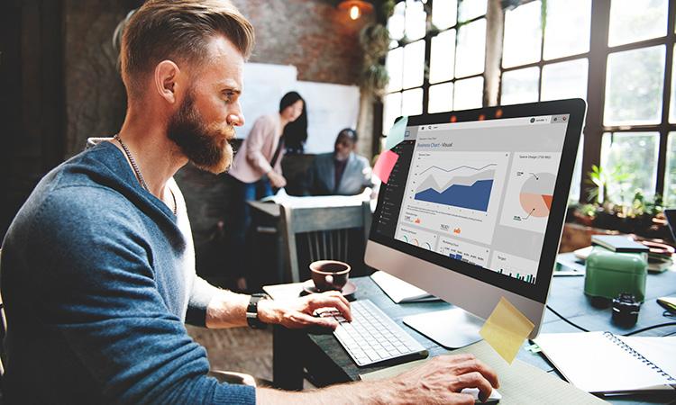 Data primär konkurrensfördel i handeln