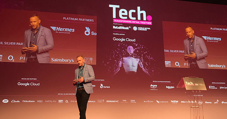 Tech 2018 har inletts i London