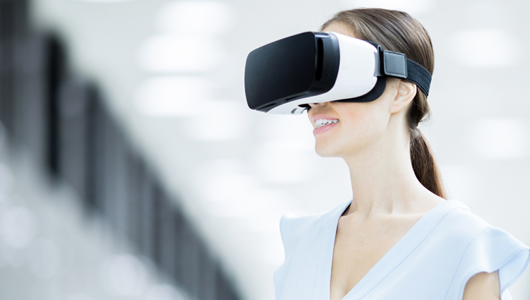 Hela kedjan använder VR i utbildningen