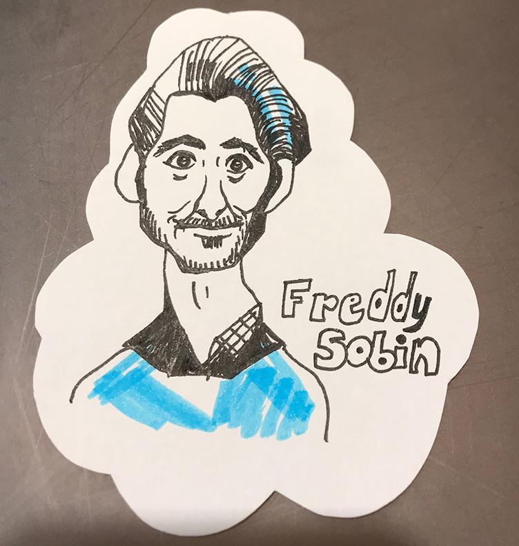 "Freddy Sobin: ""Vi blir mer agila"""