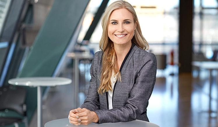 Isabelle ny innovationschef på PostNord