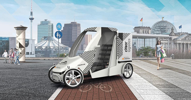 Zalando testar leveranscykel för e-handel