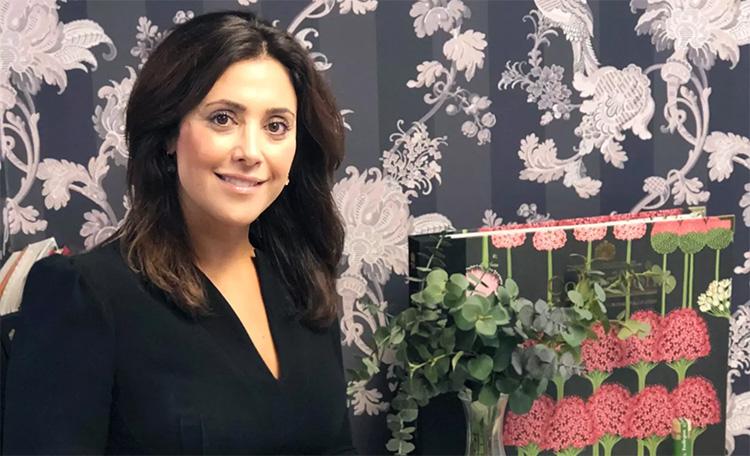 Marie blir global VD för lyxvarumärke