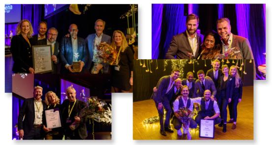 Här är alla vinnare i NCSC Awards 2018