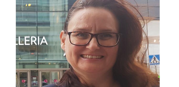 Veronica ny stadsutvecklingschef