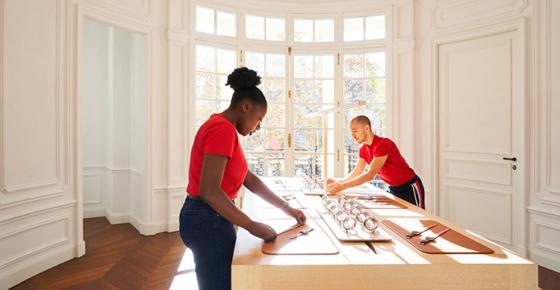 Apples nya flaggskepp liknar en paradvåning
