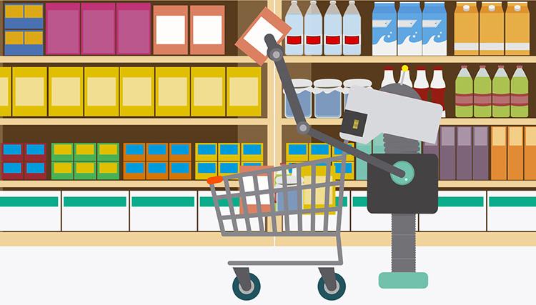 Kedjan testar automatiskt e-plock i butik