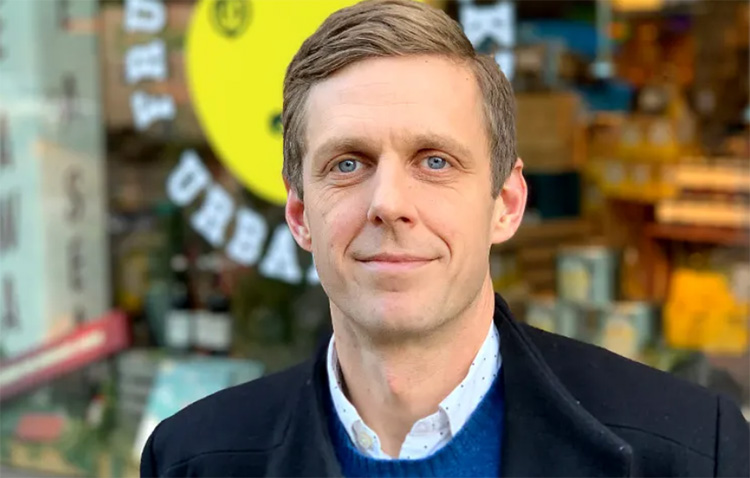 Henrik ny försäljningschef på Urban Deli