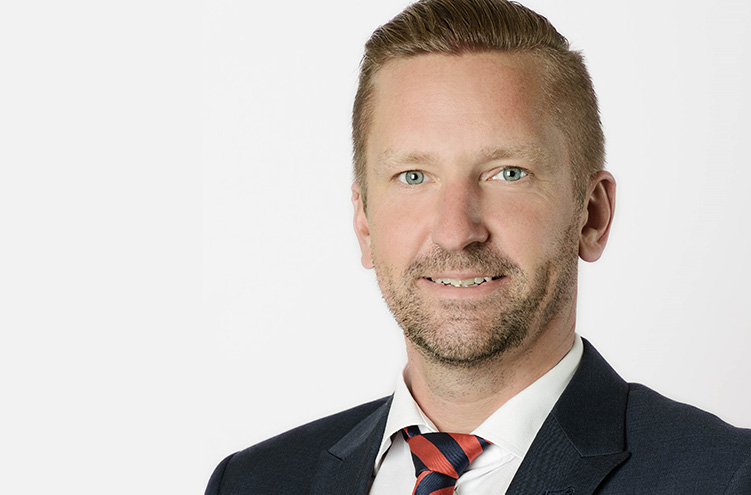 Martin utsedd till ny Director of Operations