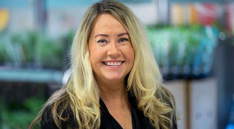 Monica ny HR-direktör på Axfood