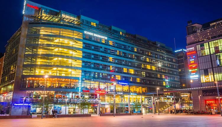 Klartecken för Mujis största butik i Europa