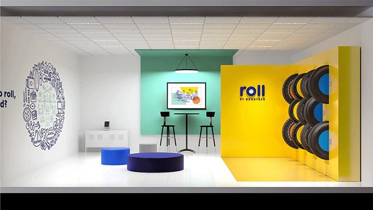 Ett showroom för millennials