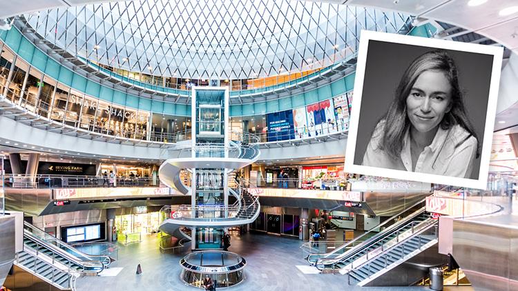 Ny infrastruktur i framtidens köpcentrum