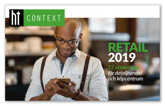 Här är utmaningarna inom retail 2019