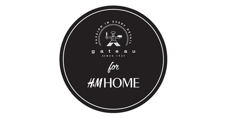 Gateau i samarbete med H&M Home