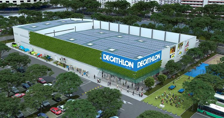 Nya upplevelser i Decathlons konceptbutik