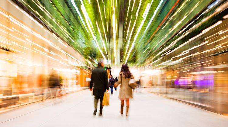 Molting – framtiden för fysisk handel
