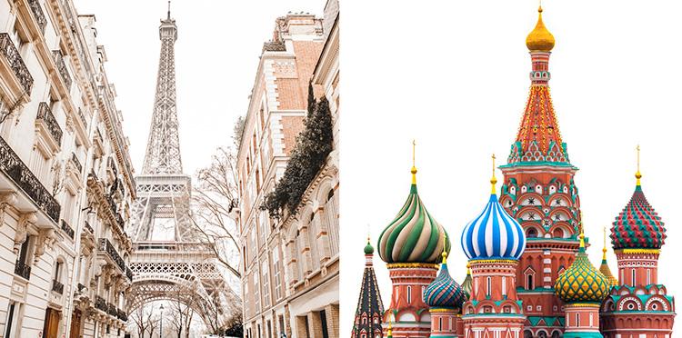 Ikea öppnar citykoncept i Moskva och Paris
