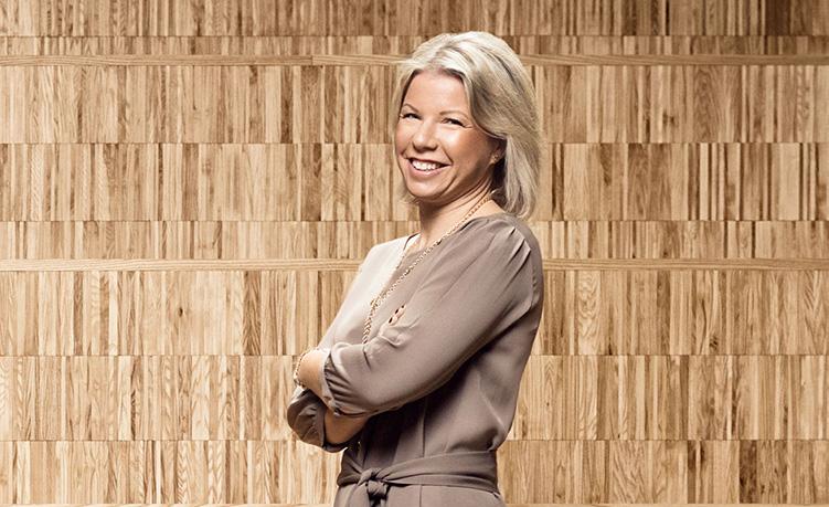 Pernilla Nissler ny VD på Blocket