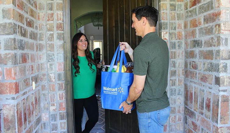 Walmart boostar e-handeln med fulfillment