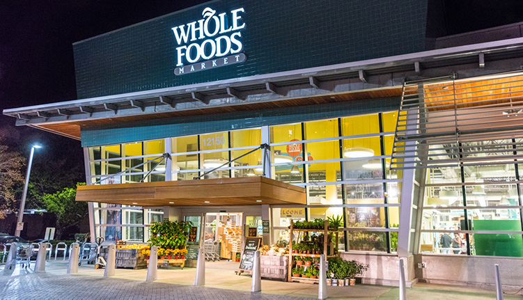 Amazon öppnar fler Whole Foods