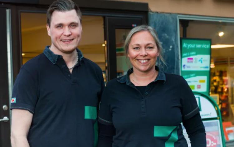 De är Sveriges bästa 7-Elevenhandlare